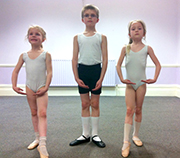 rad grade 1 ballet classes bromley